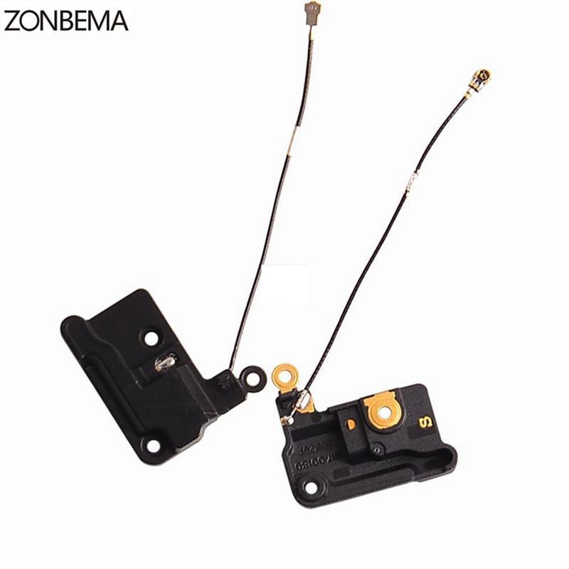 "ZONBEMA 50pcs/lot Original WIFI GPS Module cover Shield Antenna Signal Flex Cable Repair Parts For iPhone 6 Plus 5.5"""