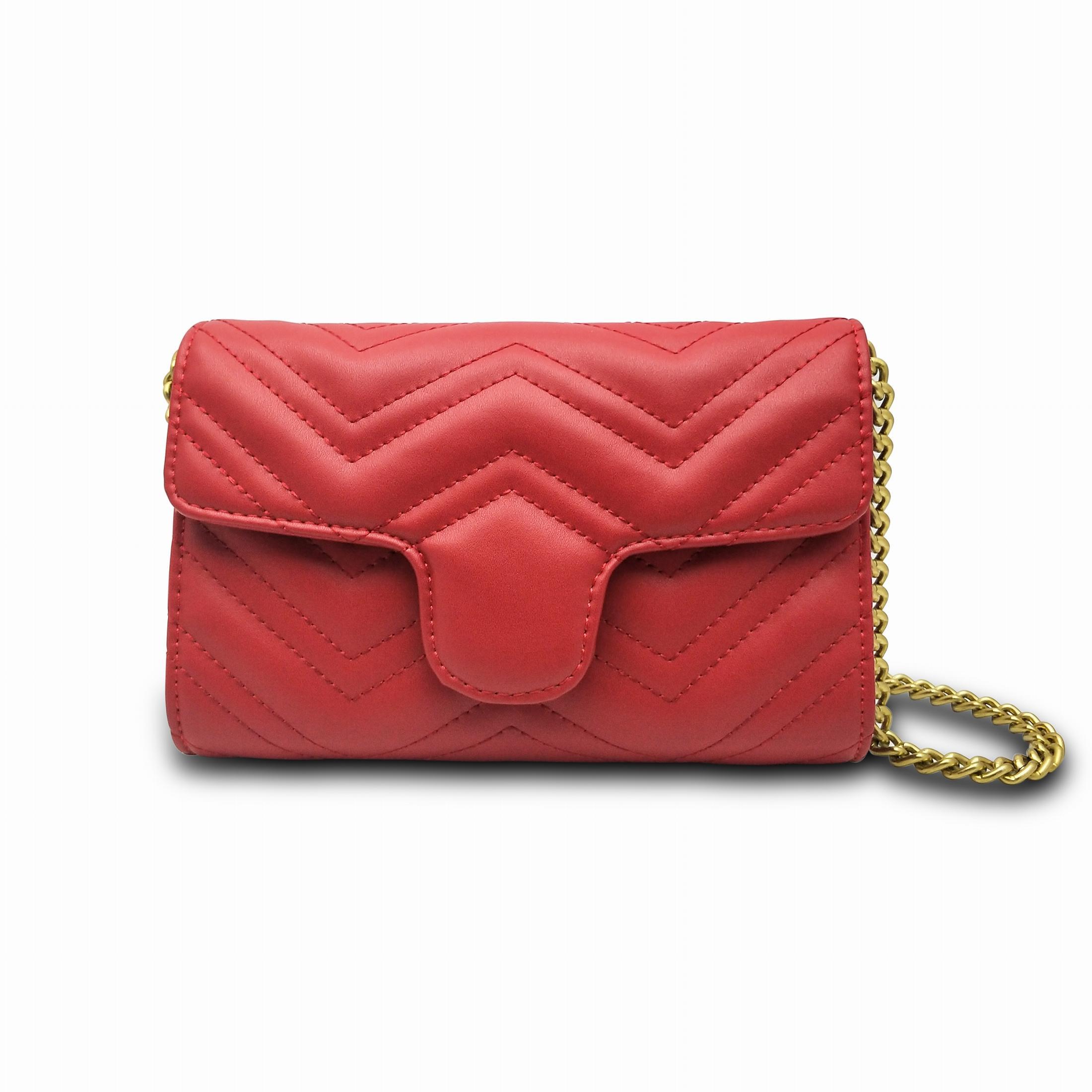 Nouveau Marmont super mini sac femmes sac à main de femme de haute qualité se sentent structuré doucement et une fermeture simple rabat