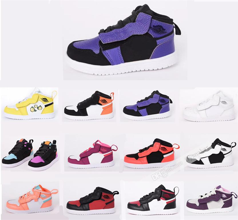 New Baby Shoes 1s I Kids Basketball