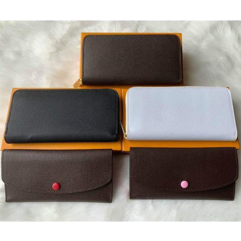 Женские женские кожаные цвета Pocke Single молнии вверх кошельки женщины оранжевые сумки винтажные длинные кредитные карты кошелек кошельки с на 9 NXBHX
