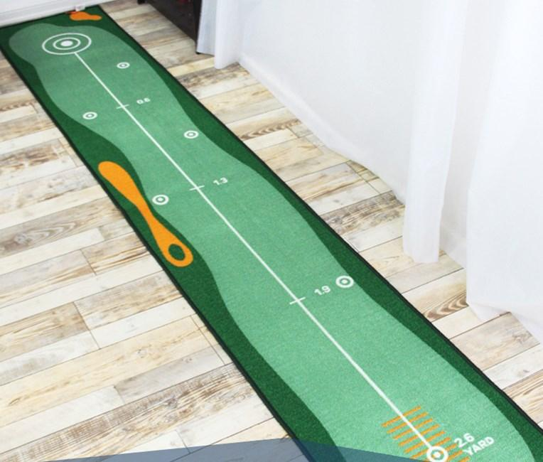 Mats Indoor for Golf Putting Green Practice Carpets Indoor Anti-Slip and No Odor for Golf Practice mat Golf Game MY-inf0057