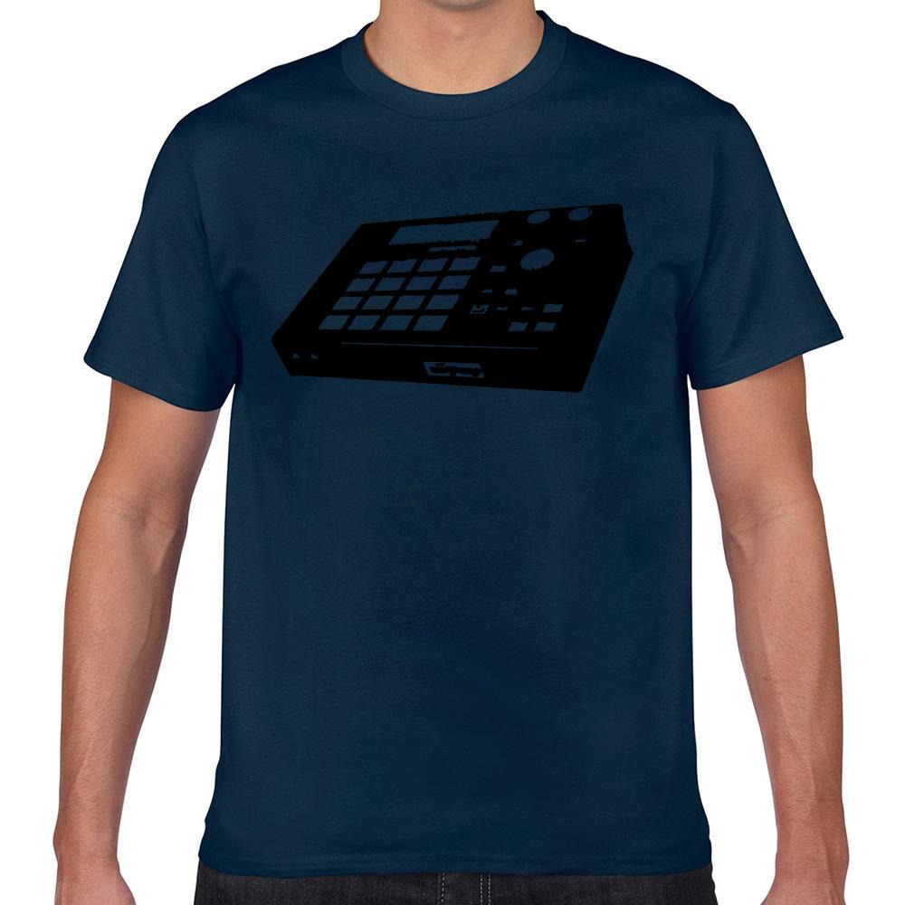 Tops T shirt da uomo Akai O-Collo cotone bianco maschio maglietta