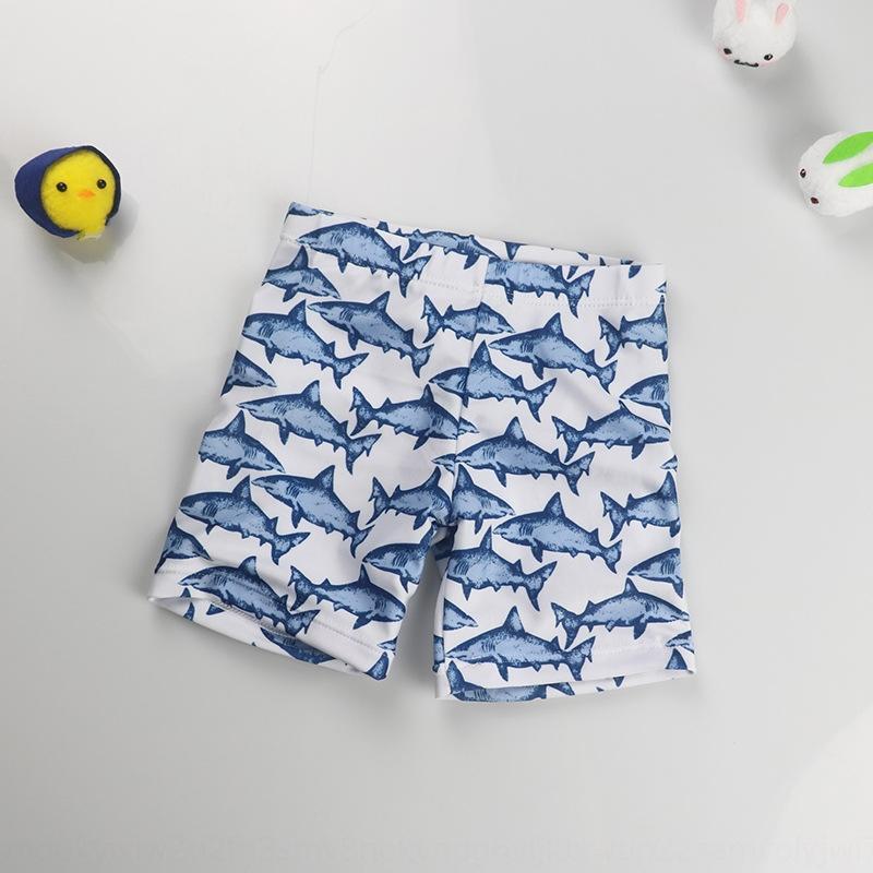Gorvl 3Cqgk coreana dei bambini del bambino ad asciugatura rapida calda e ragazze pantaloncini balneari bambini svegli dei bambini pantaloncini primavera Piscina acqua calda tronchi cartone animato