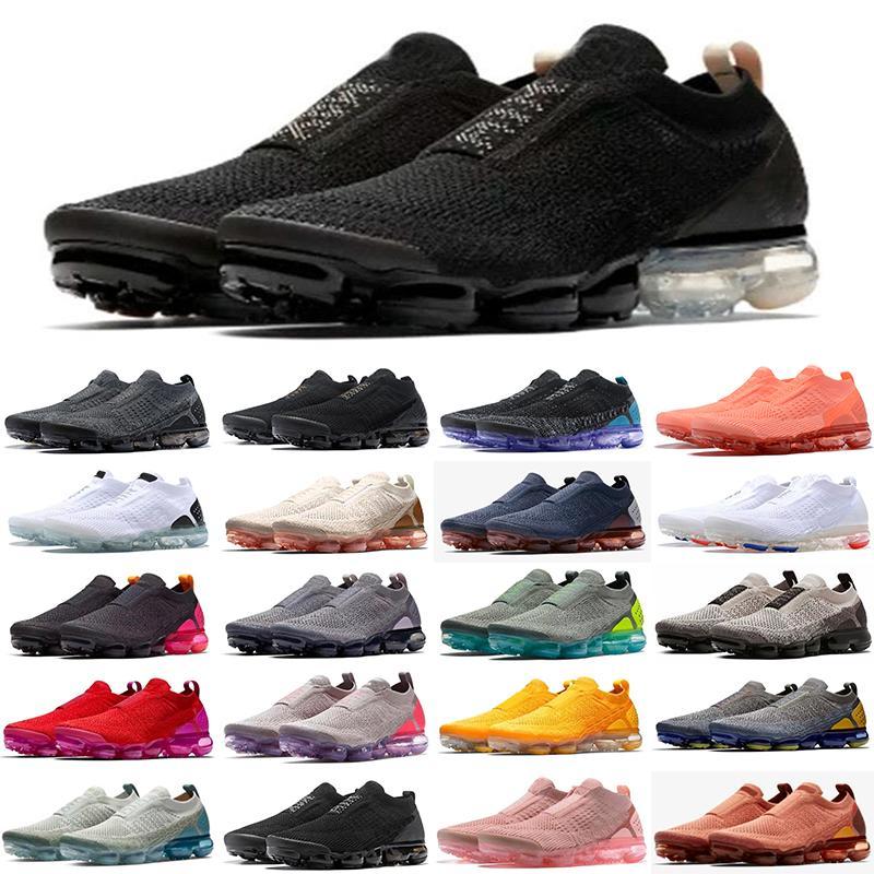 Envío libre Zapatos 2020 MOC 2 Cojín de los zapatos corrientes de Hombres Mujeres Zapatos Universidad de oro para hombre aires formadores zapatillas de deporte de los zapatos ocasionales 36-45