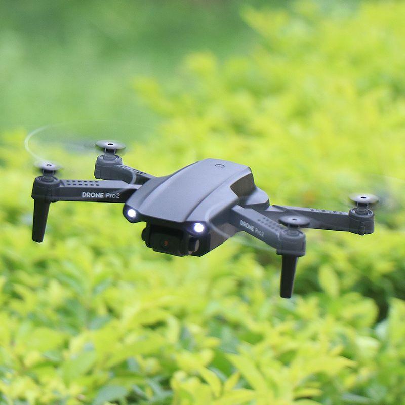 E99Pro مزدوجة 4K HD كاميرا WIFI FPV البسيطة المبتدئين الطائرة بدون طيار لعبة طفل، المسار الطيران، سرعة قابل للتعديل، ارتفاع الإيقاف، لفتة صور كوادكوبتر، USEU