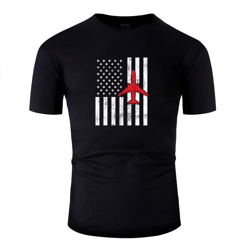 Karakteri komik Tişörtlü Hipster Çizgi Roman Yetişkin Havacılık Günü T-shirt O-Boyun Gent boy S-5XL Tee Forma soğutun