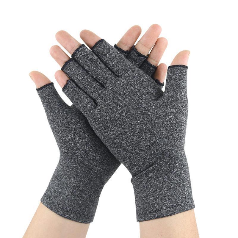 Pratique Ouvrir les doigts Gants de compression douleur multi-fonctionnelle de l'arthrite à la main élastique pratique de secours Wrap Brace