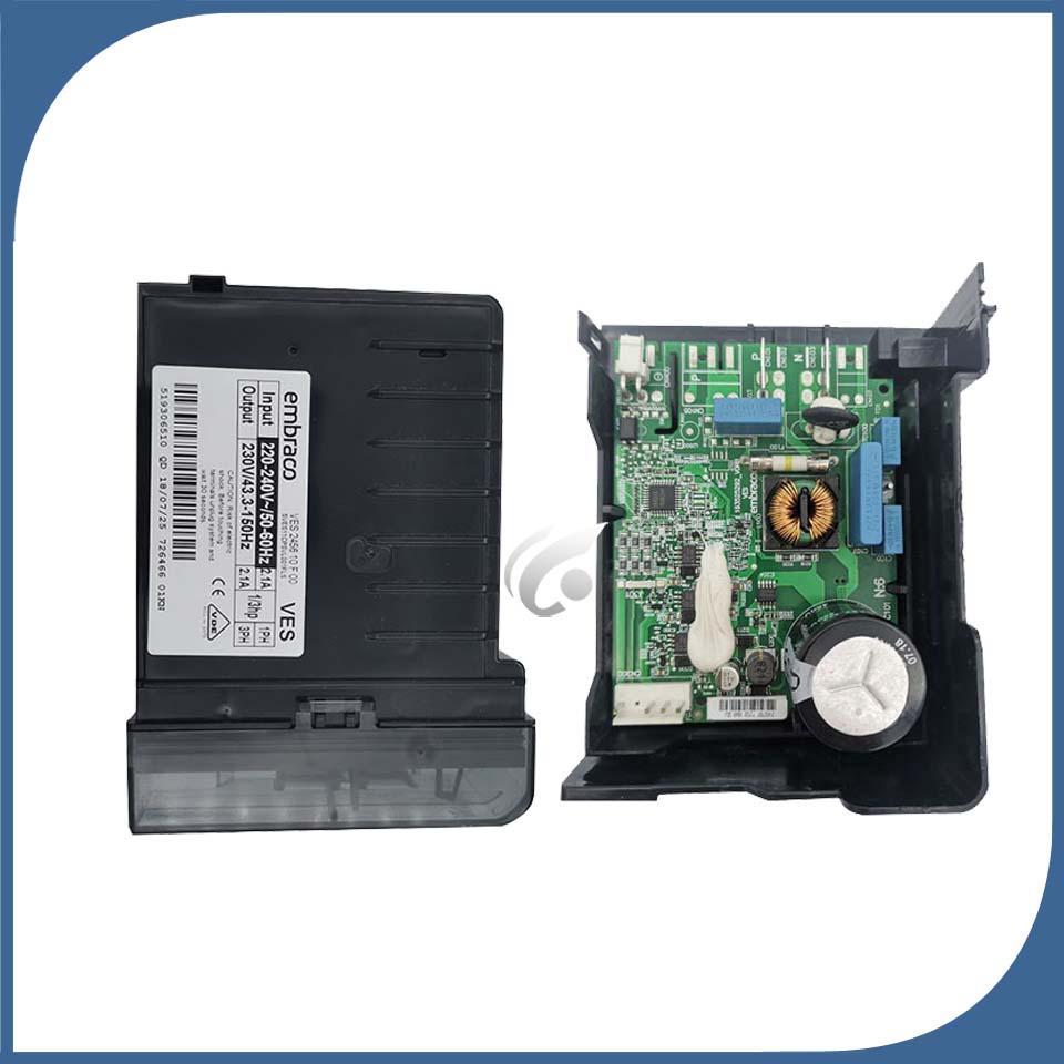 buzdolabı bilgisayar kartı parçalarının CF02D01 VES 2456 frekans dönüşüm panosu için yeni iyi
