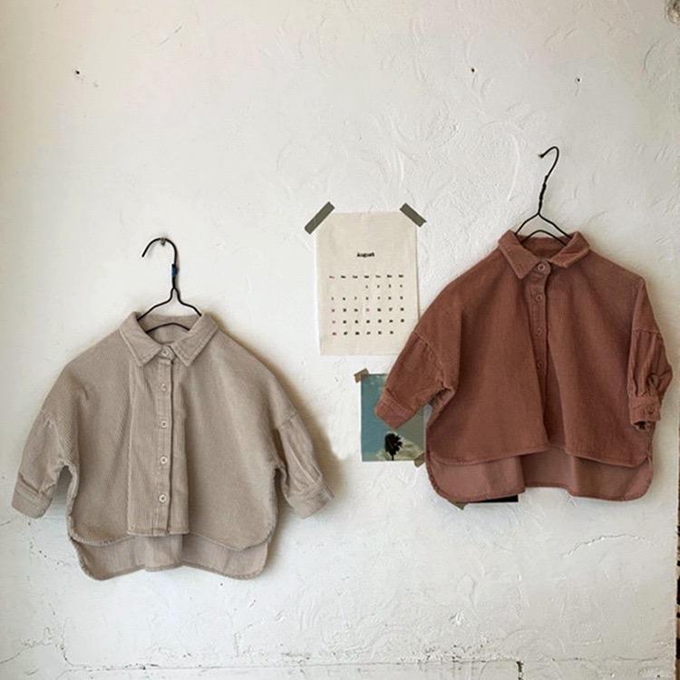 JK Quality Newest INS Kids Girls Shirts Cotton Korean Fahions shirt autumn long sleeve front buttons top bountique children chothes
