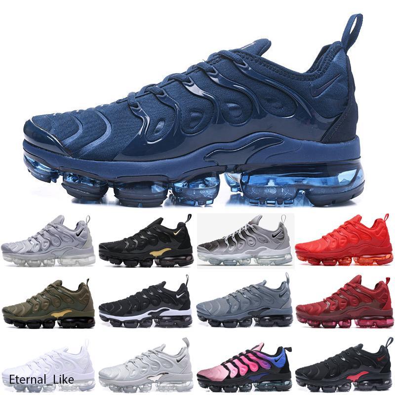 New TN PLUS aurora green White Blue game royal racer blue men women running shoes be true spirit teal mens stylist sneakers
