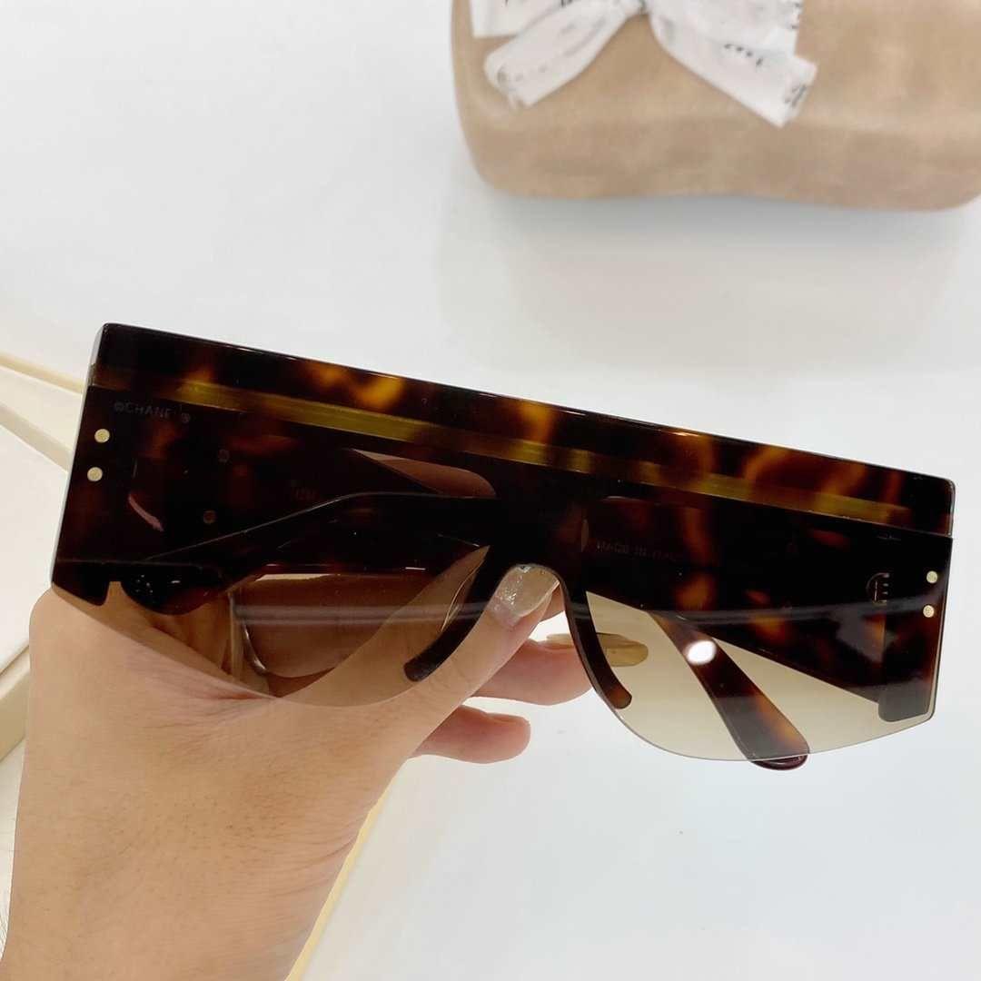 2020 gafas de sol para las mujeres diseñador del marco cuadrado especial del estilo del verano de calidad superior completa protección UV color mixto, vienen con el caso CH78215