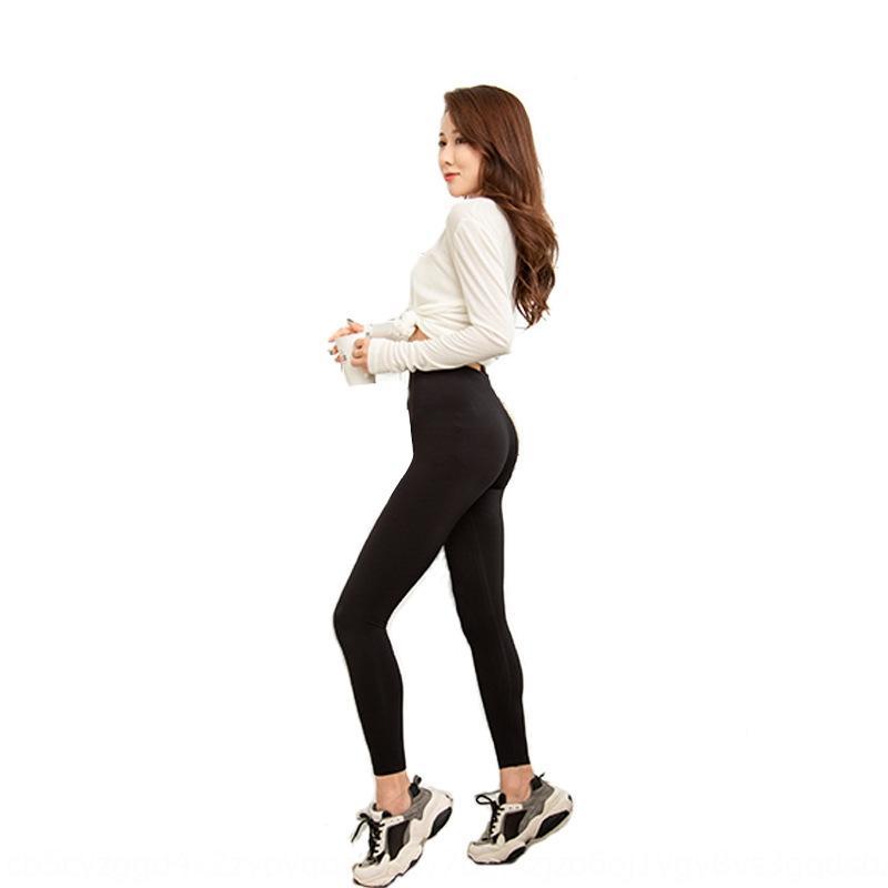 EUliK EeW9K Sports estiramento da aptidão desgaste exterior calças mágicas leggings emagrecimento esportes hip-levantamento da aptidão mulheres calças apertadas apertadas yoga para provi