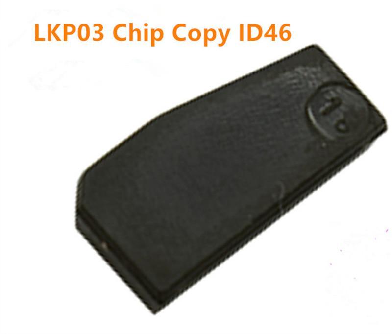 Venda quente mais novo chip de transponder LKP03 pode clonar 46 chips via Tango KD-X2 com frete grátis