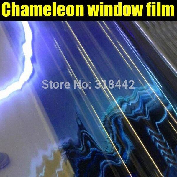 Beliebt! 1.52 * 30M Chameleon Tönungs Window Film für Auto mit Schatten Auto Schatten für Auto Von Bestliner, $ 909,57   DHgate.Com yfzZ #