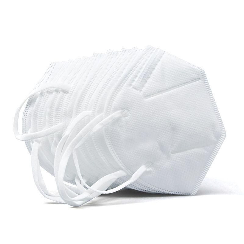 transporte Máscaras gratuito facial descartável com Elastic Ear laço 3 Ply respirável para Bloqueio máscara de pó Air Anti-Poluição
