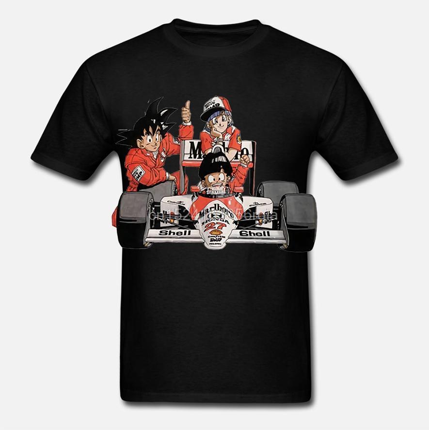 New Retro- einzigartige Design Männer-T-Shirt Auto-Fans Tops Tees Meine Lieblings-Fahrer Ayrton Senna Plus Size 3xl Nn Kühle