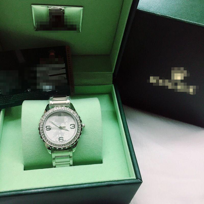 Дизайнер моды дамы часы кварцевый камень движение тонкие и элегантные супер девушка в стиле роскоши дамы смотреть бесплатно авиапочтой 2071815B