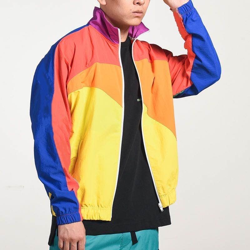 adidas ADIDAS ad del rivestimento degli uomini sottili del cappotto di primavera e autunno i giovani coreani dei jeans di svago mens cappotto giacca sportiva cappotto casuale