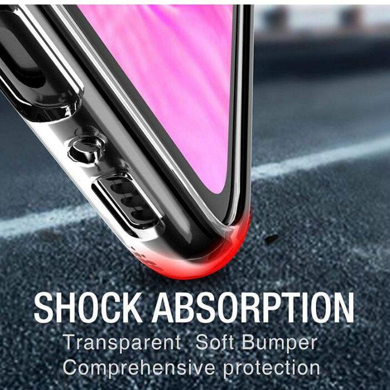 Tarkan antichoc de protection souple transparent électronique 610Vcl7Hqzl Tarkan de protection transparent Samsung Cristal Tarkan Shock LITWl