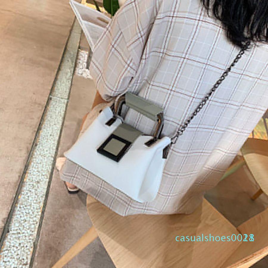 Moda a pannelli catena di borsa della benna per cuoio dell'unità di elaborazione del progettista delle donne borsa di signore di lusso del messaggero di Crossbody Bag Grandi Borse Tote3 c18