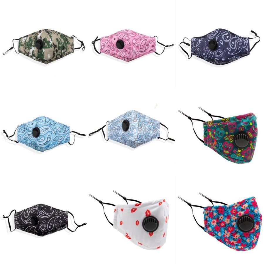 Maschera Maschere Fashionoutdoor Usa Flag Bandana foulard magico bicicletta capo del collo Sciarpe antivento Sport Fronte Con Respirare rubinetto design Mas # 611