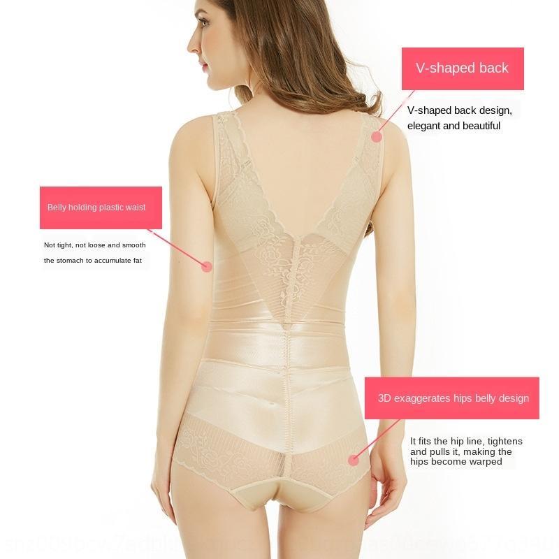Penhd Hehu traceless meter abdomen and waist shaping inner Underwear clothes fat burning body slim ultra-thin postpartum slimming shaping fe