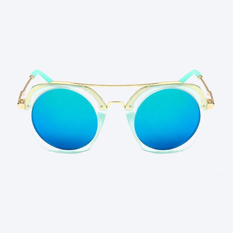 Enfants gafas filles bébé ninos garçons vintage enfants lunettes rondes lunettes pour lunettes de soleil lunettes de soleil Sol Sun Dform