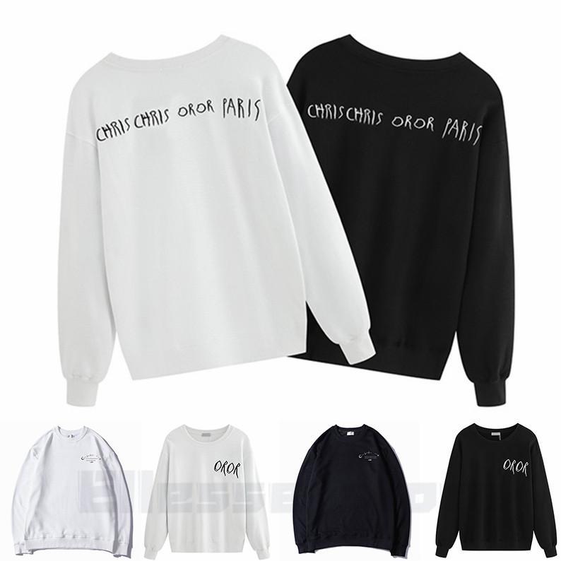 20ss Erkek Tasarımcı Kapüşonlular Moda Hoodie Sonbahar Kış Erkek Uzun Kollu Bayan Hoodie Giyim Sudadera Tişörtü Homme