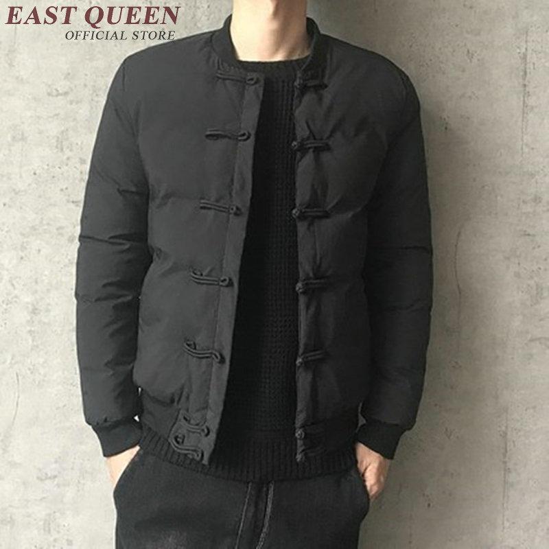 Men's Down Parkas Japonés Streetwear Hombres Bomber Chaquetas Outerwear Outerwear Mascule Kimono Chaqueta Hombres Ropa de invierno 2021 Parka Abrigo Jananese KK1852