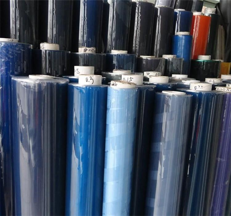 sale of lower price and good quality pvc plastic film