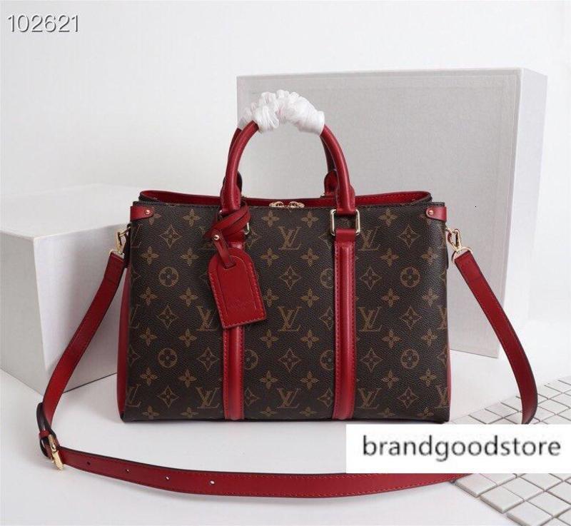 2020 Art und Weise m44815 Aktentasche Frauen Lederhandtasche Taschen Totes Cosmetic Bag Messenger Einkaufstasche Umhängetasche einkaufen