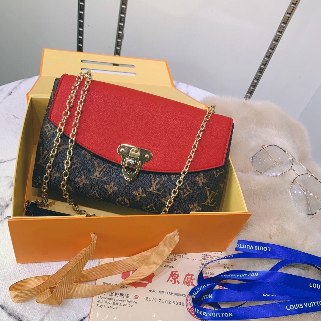 Yeni Geliş Kadın Çanta Vintage Klasik Deri Omuz Çanta Küçük Flap Tasarımcı Lüks Lady Crossbody Çanta Messenger Çanta LUNKAL
