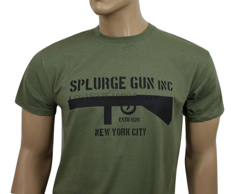 Bugsy Malone 1976 Inspired Mens Film T-shirt - Splurge Gun Inc