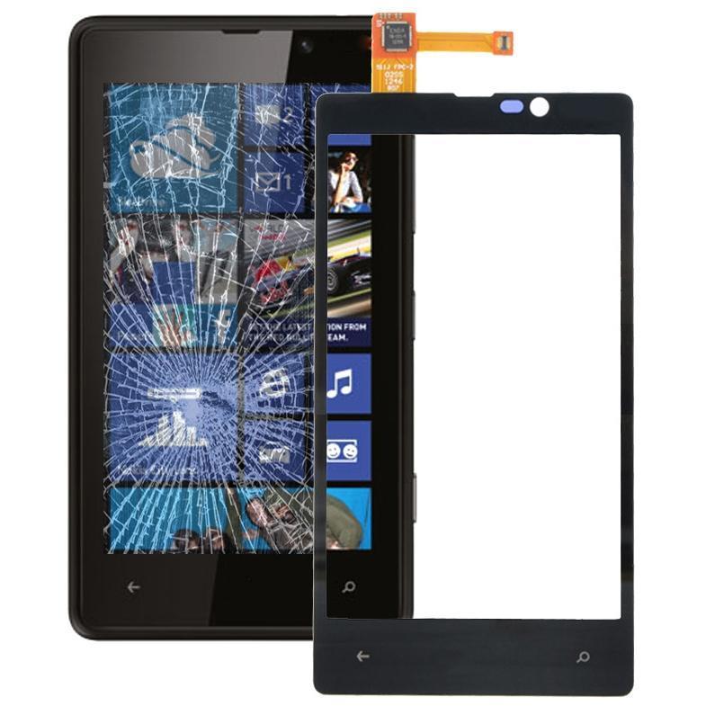 Nokia Lumia 820 için Yüksek Kaliteli Dokunmatik Panel Bölüm