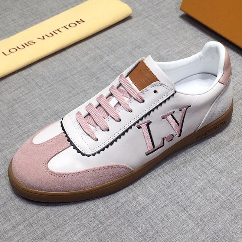 Sports Trend Mens Shoes Casual 2019 Male Zapatillas Flats Plus Big Size Snakers Chaussures de sport pour hommes Men Shoes Fashion Drop Ship