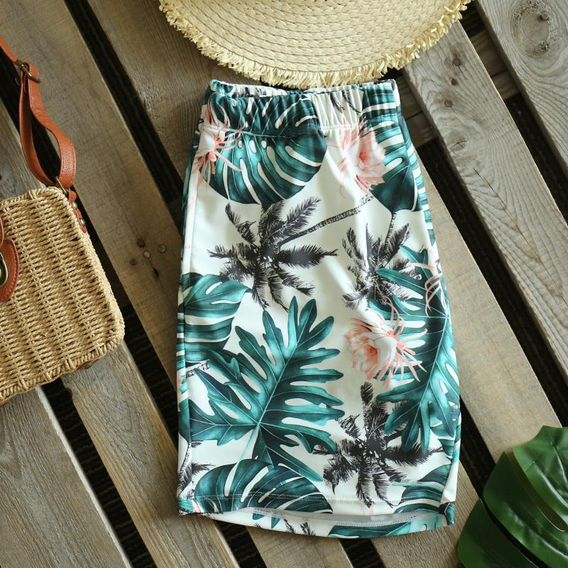 New Prints Beach Shorts For Man Breathable Surf Board Swimwear Quick Dry Swim Trunks Pants With Pocket Male Briefs Bathing Suit MX200613