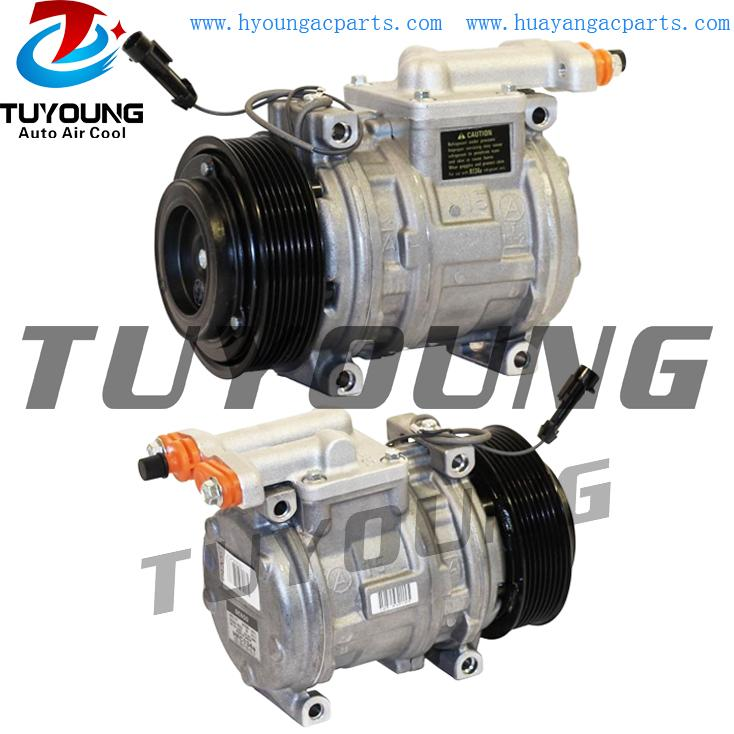 Factory direct sale 10PA15c auto ac compressor Renault Agri CLAAS Tractor 8151982 7700042614 AL15836 0011011551 DCP23537 RE257084
