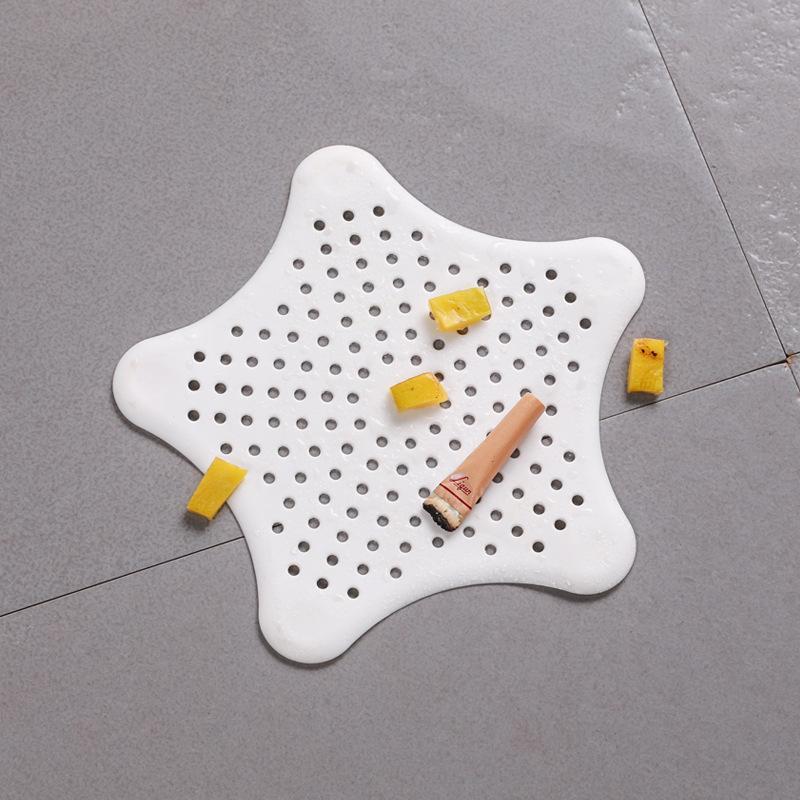 استنزاف هول تصفية فخ بالوعة مصفاة للمطبخ حمام مرحاض سيليكون بالوعة الصرف تصفية حوض الشعر الماسك سدادة دش DH0270
