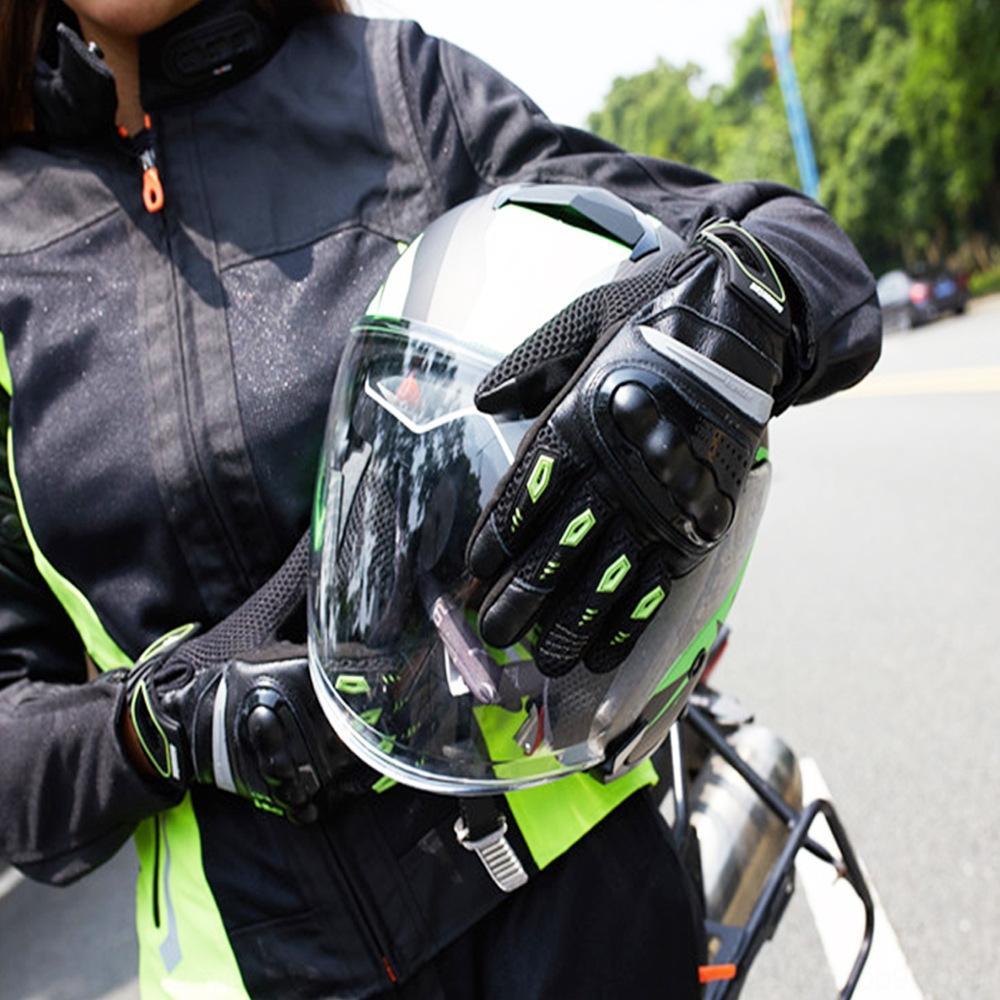 WhSrd masontex todos los dedos de carreras estuche rígido de pantalla táctil montar al aire libre y moto masontex todos los dedos carreras duras pantalla táctil caso glov