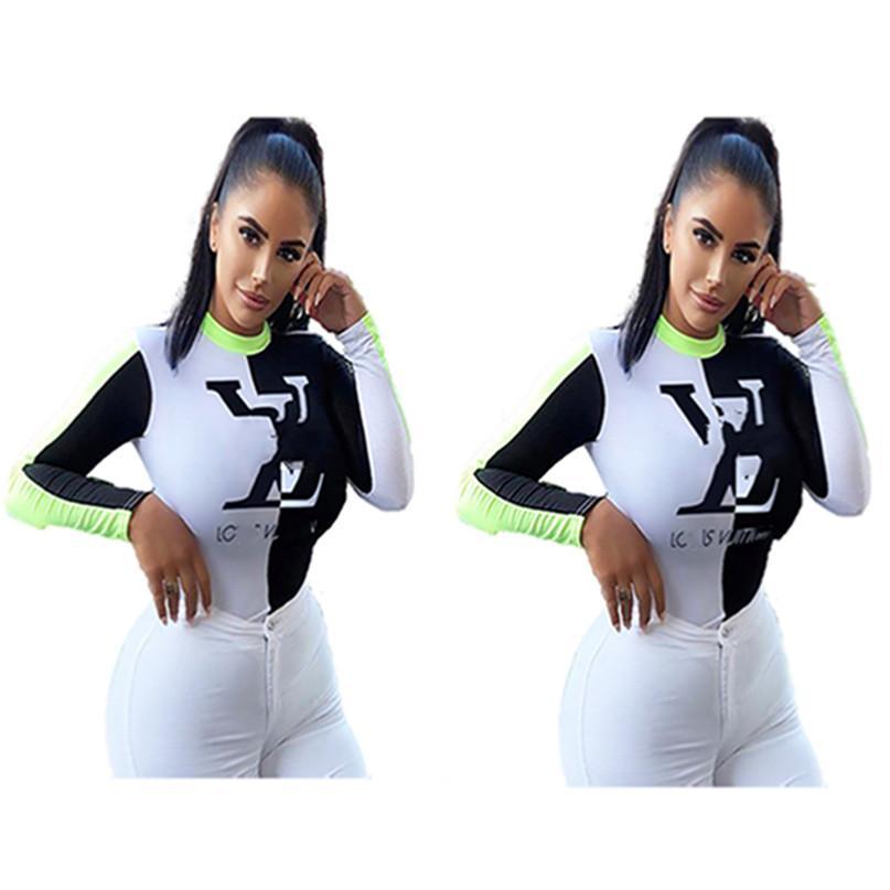 Roupa feminina queda designer de camisola sexy club verão elegantes elegantes manga longa t-shirt hoodies outerwear pullover correndo elegante 0228