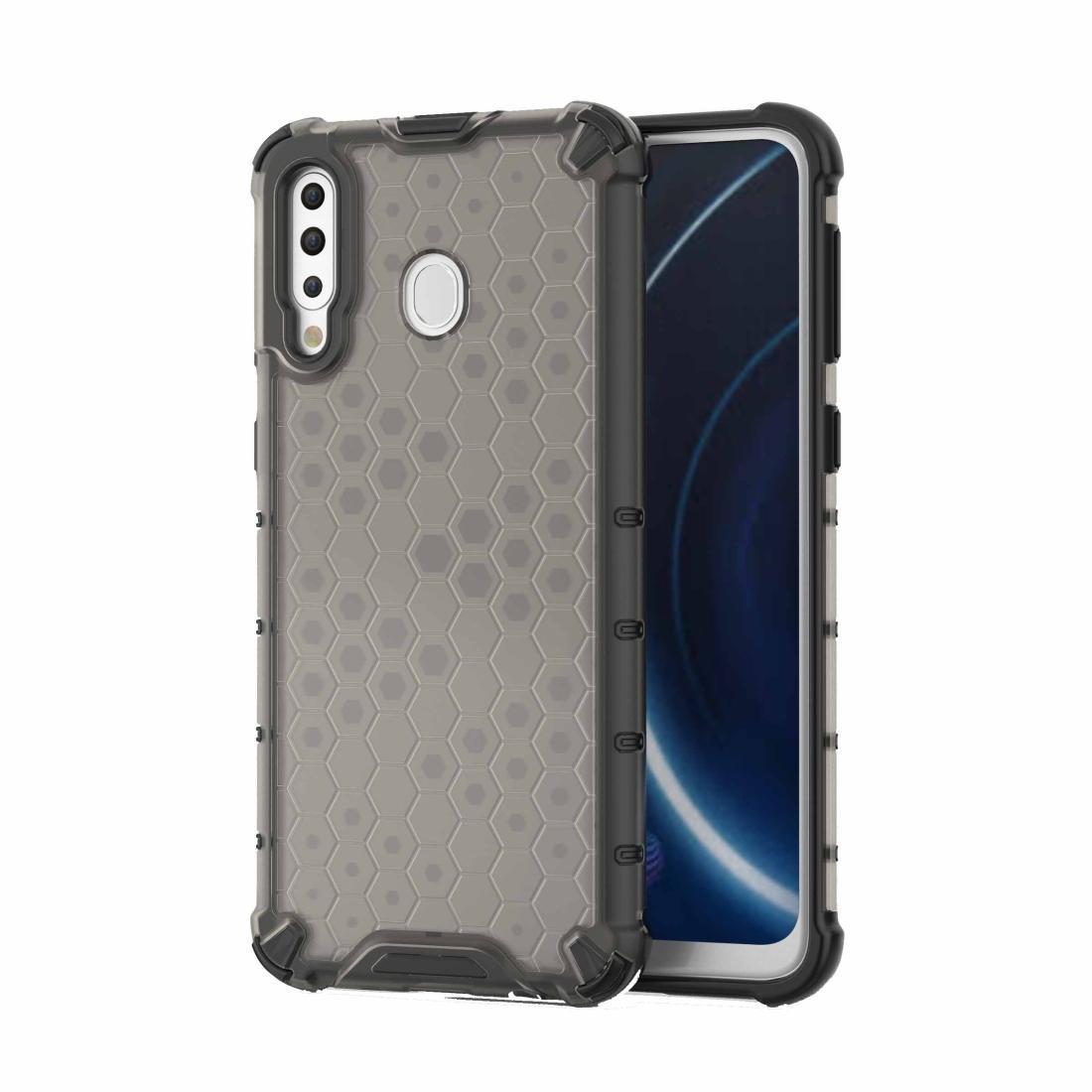 Honeycomb antichocs PC + TPU Case pour Galaxy M30
