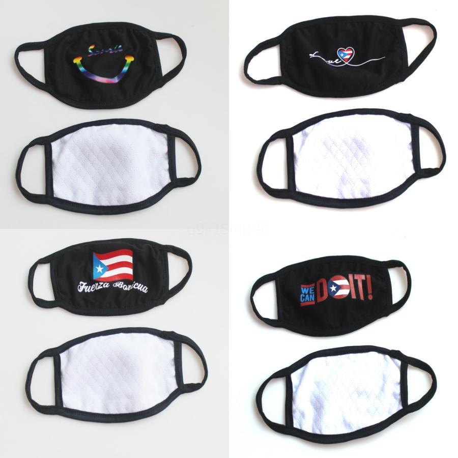 Máscaras descartáveis com caixa 3 Ply respirável para bloquear Poeira Air Anti-Poluição máscara máscaras Boy filhos adultos 3-7 dias # 820