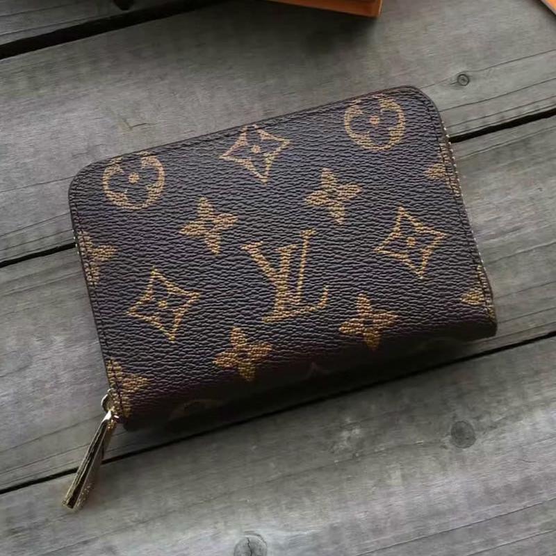 Marka Cüzdan Lüks Tasarımcı Erkek KadınLVcüzdan Kredi Kart Sahibi Deri Çanta Cüzdan Çanta Çantalar