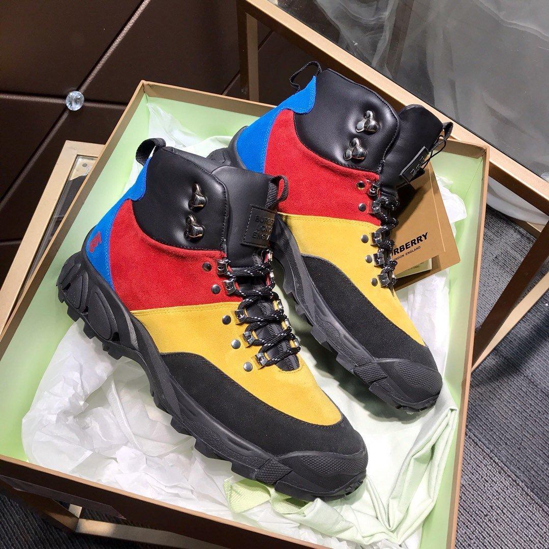 2020OZN Männer Casual bequeme Wander Turnschuhe Reise-Schuhe Outdoor-Survival-Abenteuer Schuhe Originalverpackung und Box Lieferung Wandern