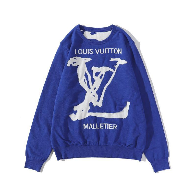 Hip lujo con capucha de manga larga del diseñador de los hombres nuevo invierno suéteres géneros de punto de las mujeres del envío Hop Jerseys Ropa de la marca gratuito