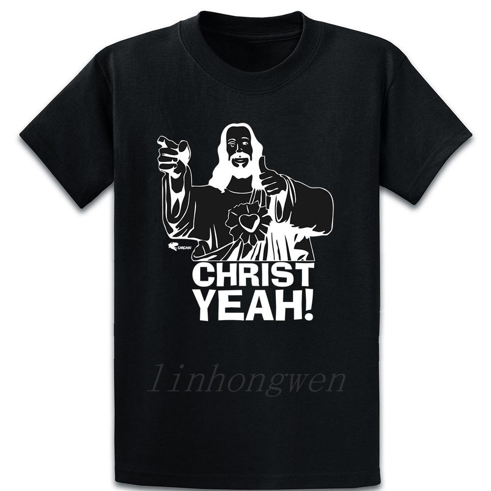 Buddy Christ T-shirt en coton ronde standard printemps cou Design Mode Kawaii mignon T-shirt