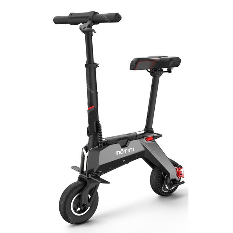Nouvelle électrique Vélo pliant 46V 250W Deux Roues électriques Vélos avec batterie amovible Mini Scooters électriques adultes