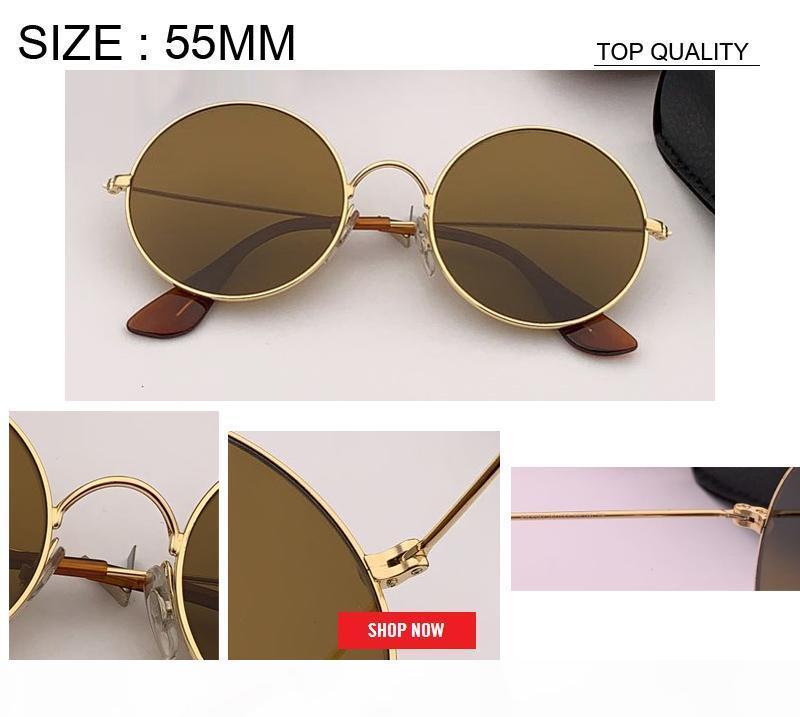 2019 new Oversized Sunglasses Women Vintage Round Gradient circle Shades Sunglass Ladies Brand Designer Sunglass girl 3592 For Woman