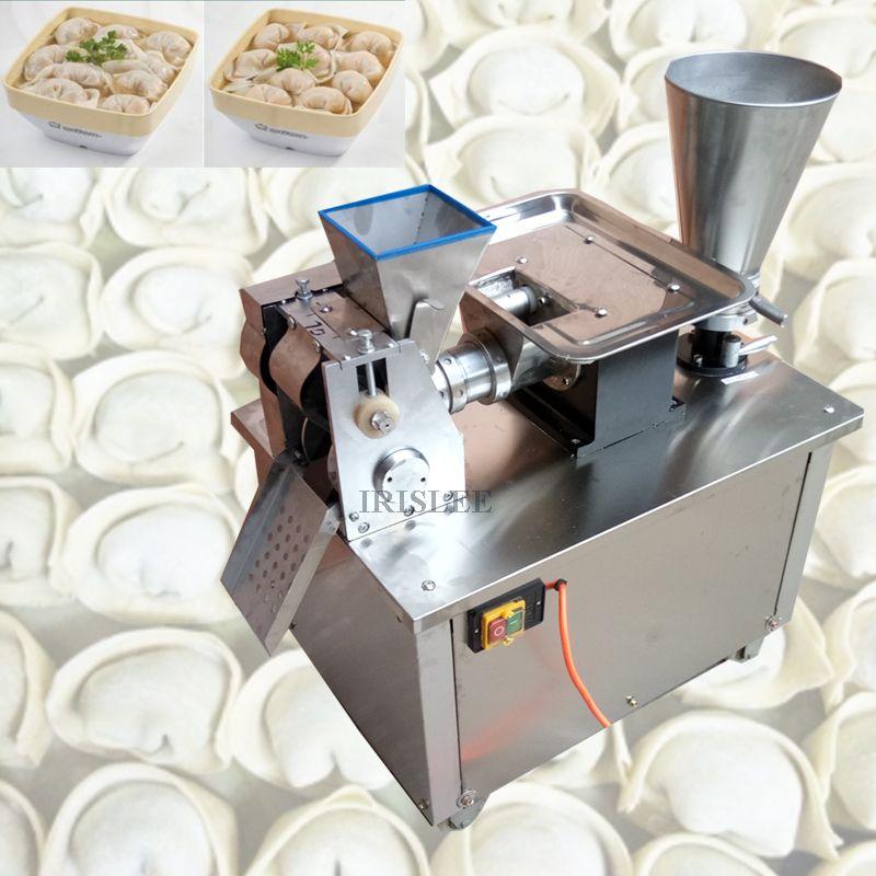 LEWIAO LBJZ-80 / 4800pcs / h hecha a mano automática máquina comercial bola de masa a gran escala imitación bola de masa haciendo fabricante de máquinas JIAOZI