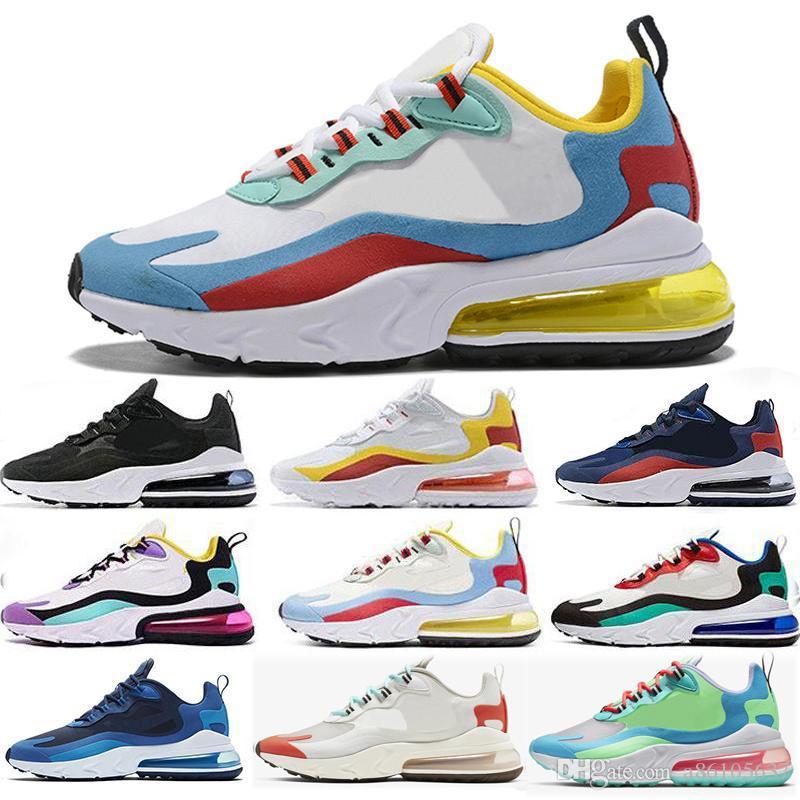 2019 nova 27c Reagir formação Mens triplo roxo Preto presto branco Tiger mulheres oliveiras Designer tn Outdoor Sports Trainers Zapatos sapatos 13